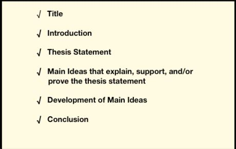 Introduction for a thesis paper